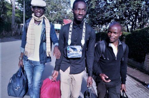 Article : «On n'est jamais mieux confiné que chez soi», lance un jeune congolais étudiant au Rwanda