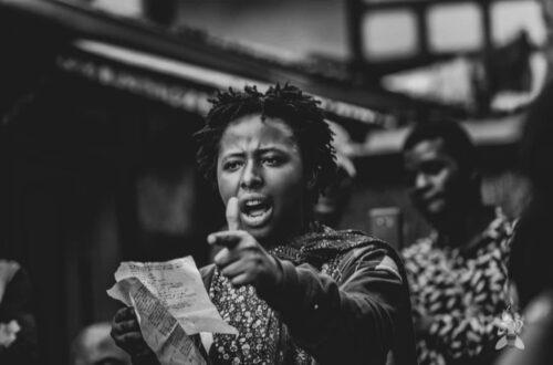Article : Soirée slam : les jeunes s'expriment à travers la pensée libre à Goma